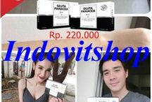 gluta panacea special offer Rp. 220.000