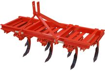 9 tine cultivator / The mb plow used in farming for initial cultivation of soil in preparation for sowing seed or planting to loosen or turn the soil.