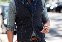 Men: Fashion & Style / Tendencias de moda masculina.