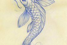 ryba tetování