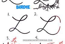 Jednoduché kresby