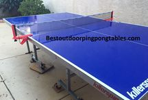 Killerspin ping pong tables / We do reviews on the best killerspin ping pong tables