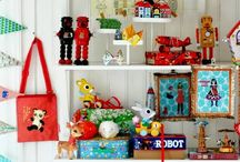 Decor for baby and toddler