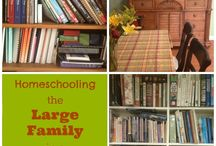 large family schooling / by Marnie Bartholow