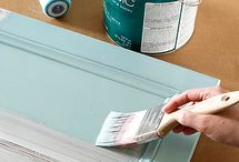 Painting / Painting tips and how to guides for painting your home, cabinets and switch plates. Remodel tips and ideas for home owners. #painting #diy