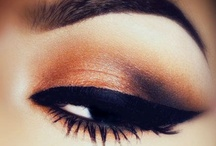 Make up inspiration / Pinterest works just fine when searching tips for makeups.