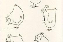 Doodles & Handlettering