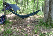 Hangin' Time / Hanging in a hammock is always the way to go!