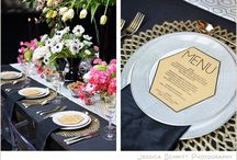 Wedding Style: Modern / Modern inspired weddings