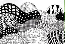 zentangles / by Caroline Swan