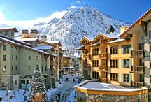 Olympic Valley, California / Take a peak at beautiful Olympic Valley, where our main campus is located!