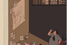 Masters - Chris Ware / The work of Chris Ware, cartoonist and illustrator.
