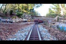 Layout comboios