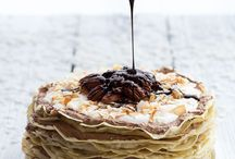 crepe cakes / by Susan Lowery