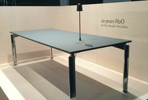 Bulo Collections_H2O / H2O is the timeless rendition of the classical work table.