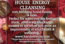 House Energy Cleansing Services