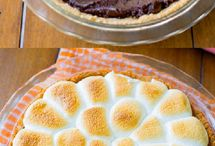 PIES!! COOKIES!!! SWEET STUFF!! YUM!! YUM!! / by Jennifer Mikels