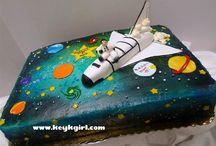 Jachy vesmírný dort