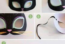 mask paper