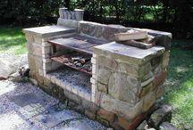 Hornilla o outdoor grill