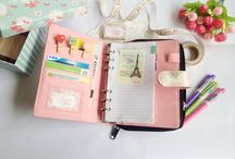 Planner addict / These planners are from Toujours Jolie