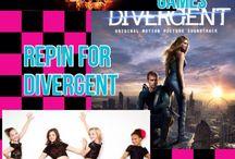 Divergent...