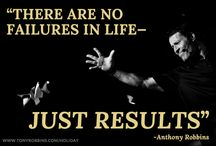 ➤ Inspiring people : Tony Robbins