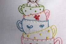Embroidery / by Cheryl Hughes