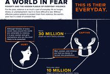 Trafficking Info Graphics / Learn the facts.