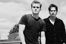 The Vampire Diaries. / by Summer Anderson