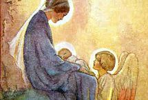 Mary / Devine mother