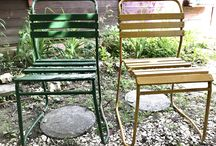 50's Garden chair renovation