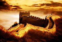 Great Wall of China / Step back in history to explore the most famous and magnificent fortification on Earth.  The Great Wall of #China stretches from #Shanhaiguan in the east, to Lop Lake in the west, and along the southern edge of Inner #Mongolia.  #wildchina #luxurytravel  #greatwall / by WildChina