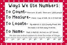 Third Grade Math / by Ayanna Zimmermon