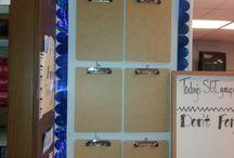 Decorate a classroom