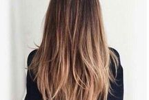 Coupe cheveux long