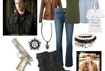 Supernatural clothing