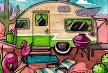 Camping / Camping / by Lita Anne Smith