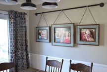 Dining room / by Katie Fadden