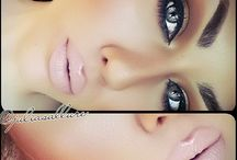 Makeup and hair do's / by Melyssa Moreno