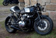 Cafe Racer / Cafe Racer: old time style