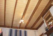 plafonds / verschillende plafond ideeën voor woonboerderij