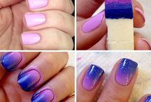Nails - 'How To' / Basic nail Art techniques to adapt for any design