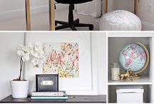Desk Space ♡
