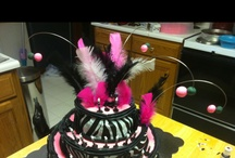 cakes / by Melissa Coburn