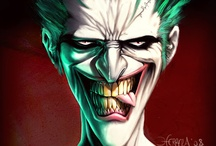 Villains  / A collection of villain comics  / by WOWIO