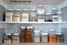 Organisering av hjemmet / Gode ideer til hvordan man kan få et mer organisert hjem!