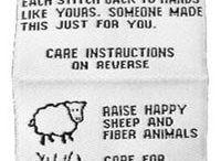 Knitting-History, Fun Stuff & Quotes, etc.