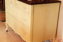 Upcycling Girls' Furniture Ideas / by mlml