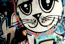 Graffiti Cat / by Modern Cat